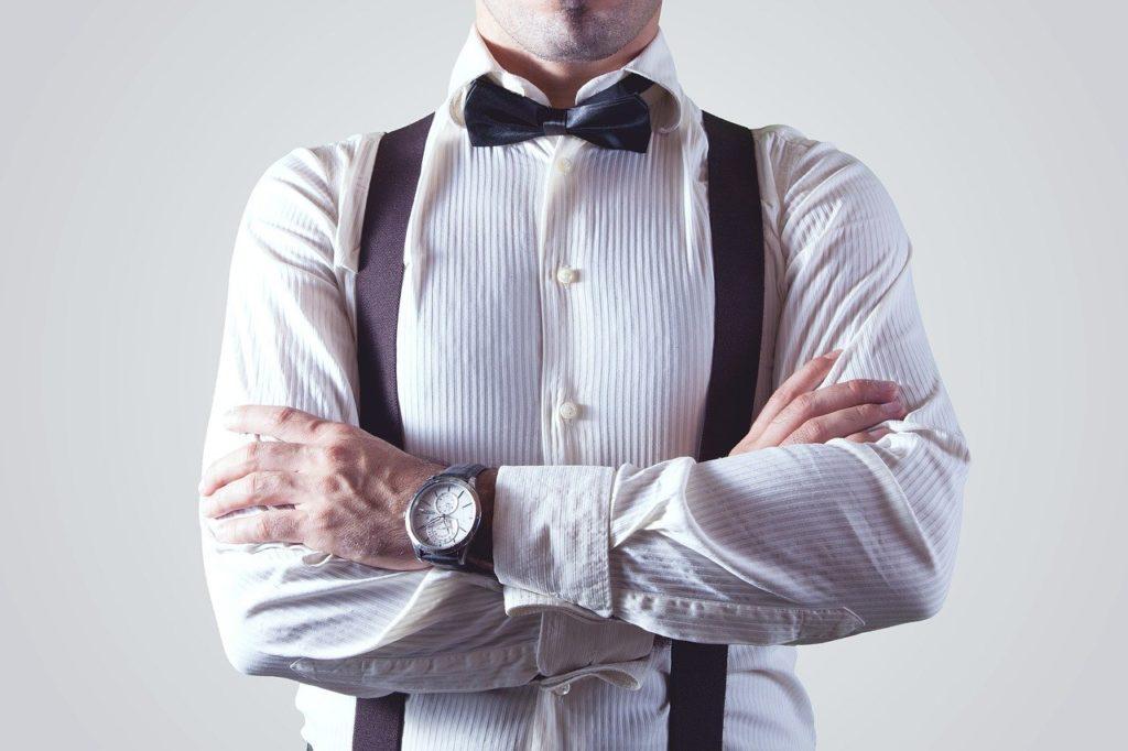 tkanina na koszule męskie