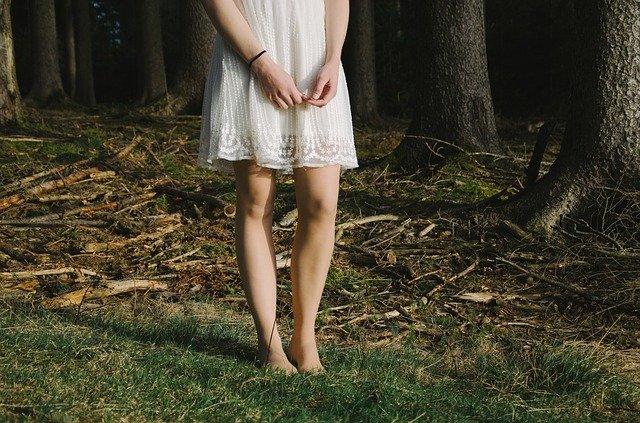długość spódnicy białej
