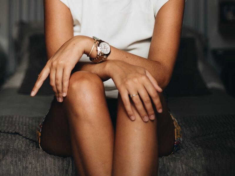 jak nosić zegarek z bransoletkami