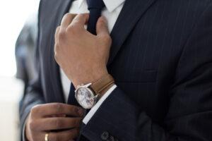 zegarek garniturowy