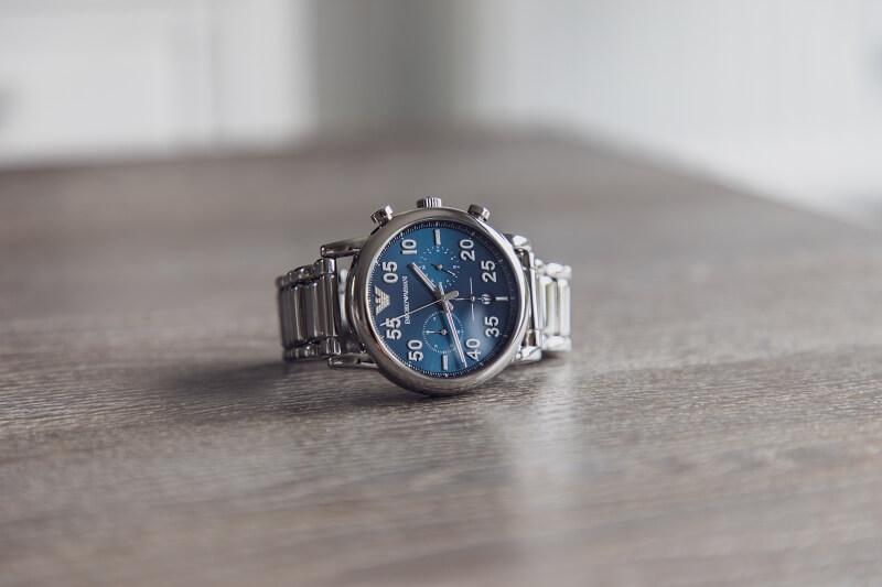 zegarek męski emporio armani